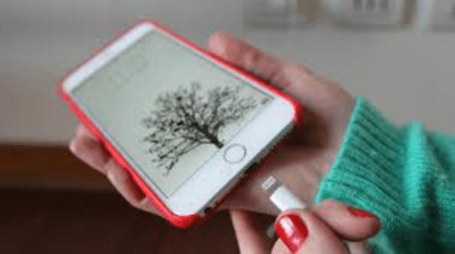 La batería del móvil del futuro se cargará en pocos segundos