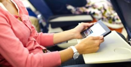 Estados Unidos planea restringir portátiles en vuelos desde Europa