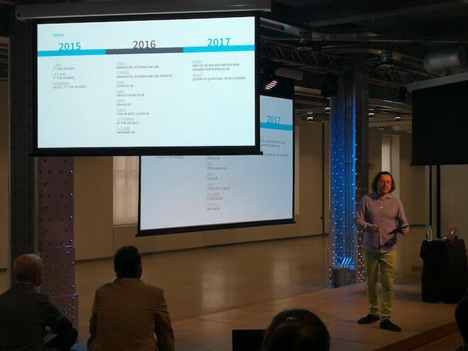 The App Date crea un directorio de empresas de realidad virtual en España