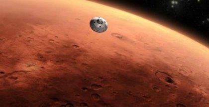 Buzz Aldrin apuesta al turismo de realidad virtual y te guía por Marte