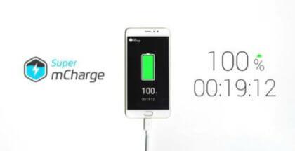 Meizu crea tecnología que hace posible la carga de la batería del móvil en menos de 20 minutos