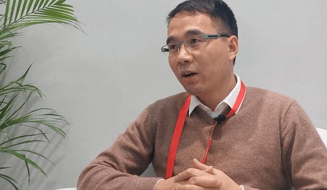 Ni Fei, Vicepresidente Senior de nubia