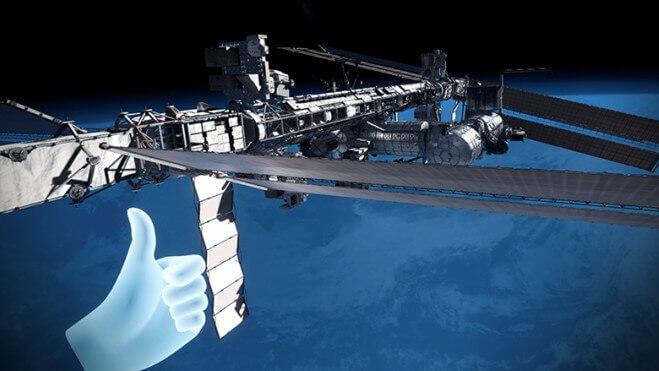 Mission: ISS o explorar la Estación Espacial Internacional con realidad virtual
