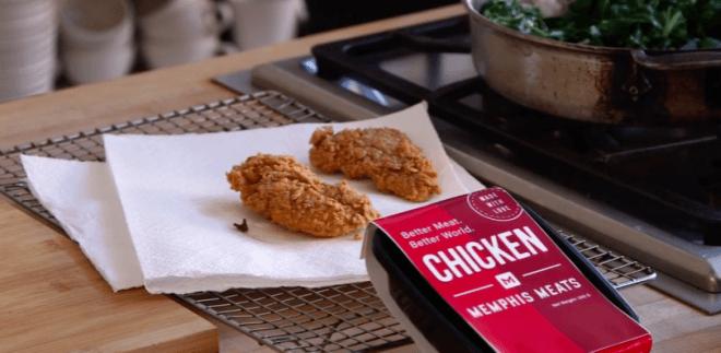 Memphis Meat: la startup que recreó pollo frito en un laboratorio