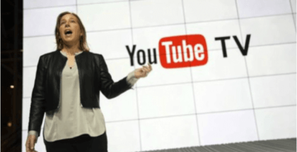 "YouTube busca reinventar la televisión con ""YouTube TV"""
