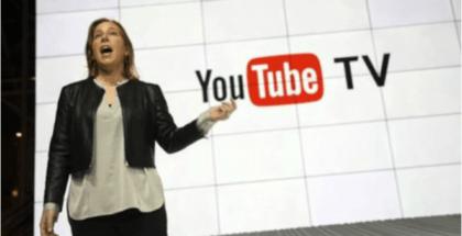 """YouTube busca reinventar la televisión con """"YouTube TV"""""""