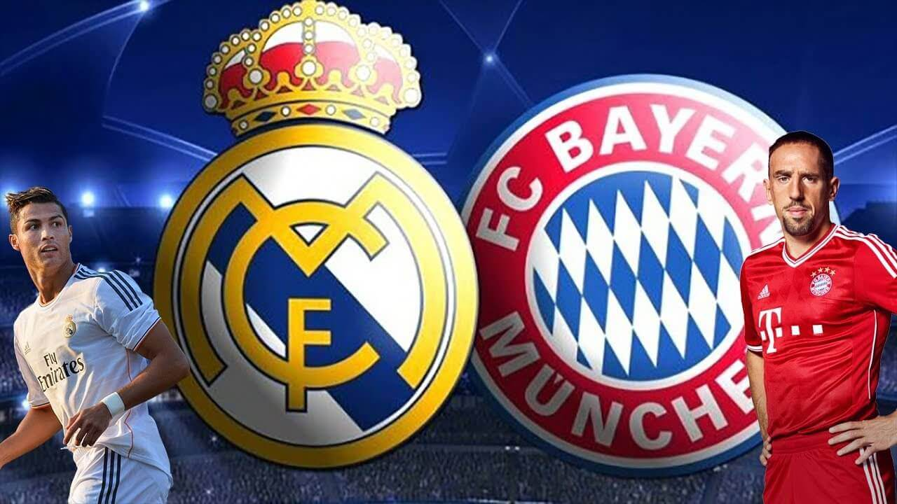 Real Madrid vs Bayern de Munich
