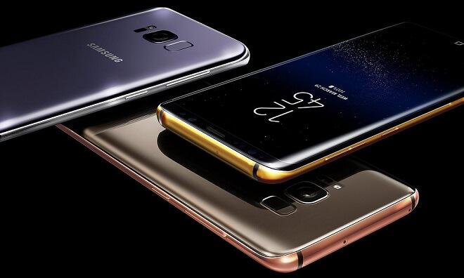 Samsung Galaxy S8 y el Galaxy S8 Plus