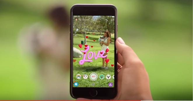 ¿Cómo usar el filtro 3D de Snapchat?