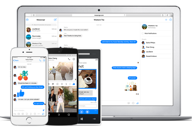 Spotify y Apple Music llegarán a Facebook Messenger