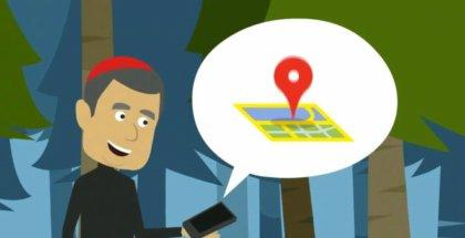Confesor Go es la app que te dice dónde hay un cura cerca de ti