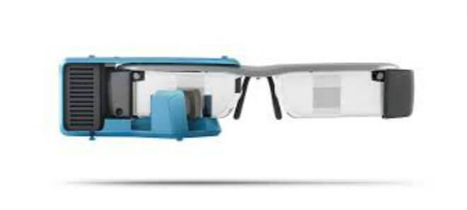 EyeSpeak, gafas de realidad aumentada para ayudar a comunicarse a enfermos de ELA