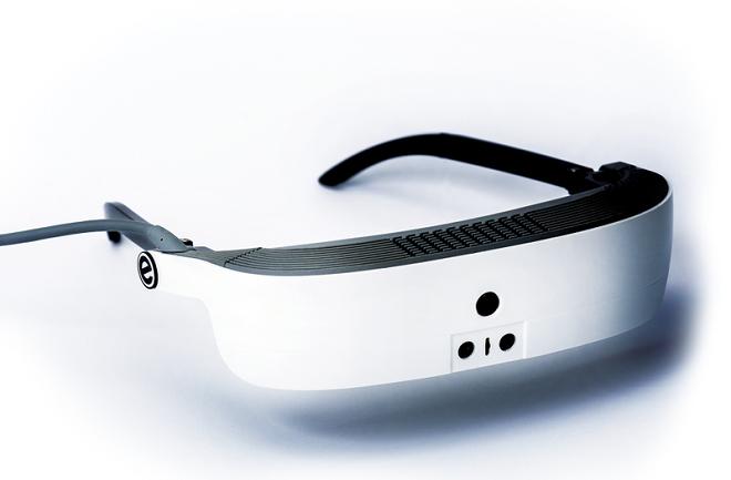 "gafas de realidad virtual ""eSight Eyewear"""