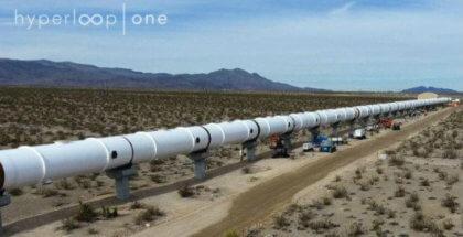 Hyperloop One planea conectar EE.UU. para viajes a alta velocidad