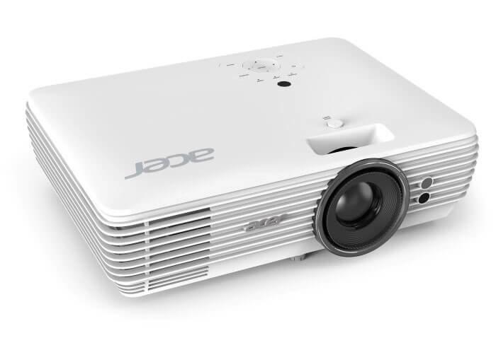 Así son los nuevos proyectores 4K de Acer para home cinema