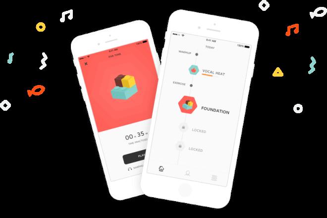 El app Vanido te enseñará a cantar