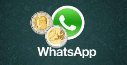 Whatsapp trabaja en una opción para enviar dinero