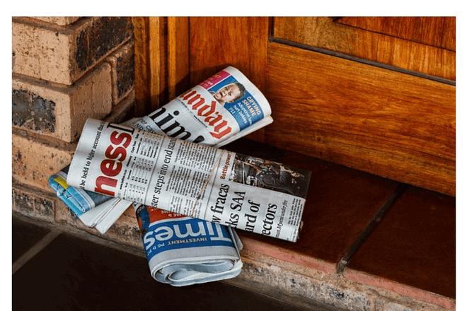 Amazon llevar peri dicos en espa a en la puerta de tu casa giztab - Puerta de madrid periodico ...