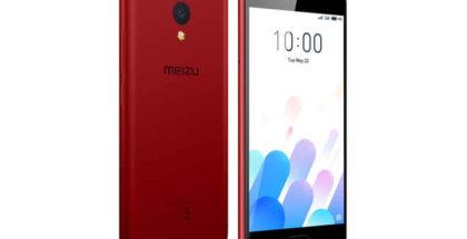 Así es el nuevo Meizu M5C