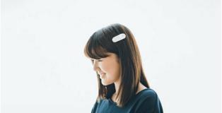 Clip para el cabello que ayuda a las personas sordas