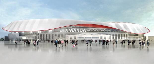 LG pondrá la tecnología visual al nuevo estadio del Atlético de Madrid