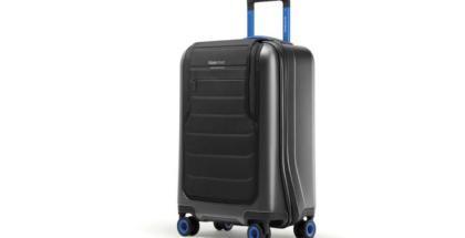 Maleta inteligente con Bluetooth y GPS hará de tus viajes libres de preocupaciones