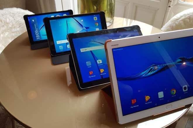 Tablets Huawei MediaPad: la nueva apuesta de Huawei