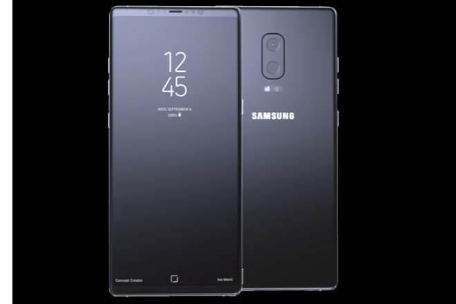 El Galaxy Note 8 llegará el 23 de agosto
