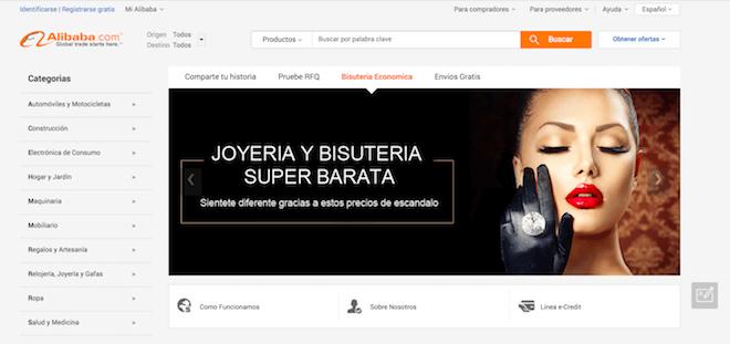 Cómo comprar en Alibaba desde España, sin morir en el intento