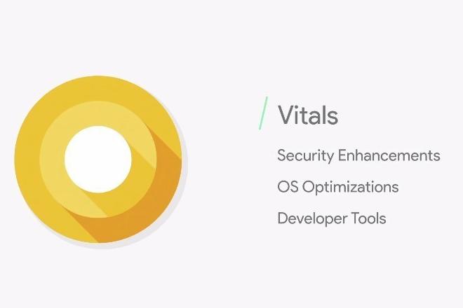 Novedades de Android O