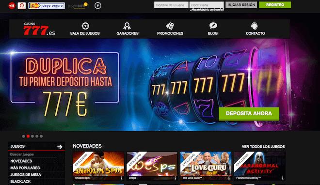 Casino en línea 777