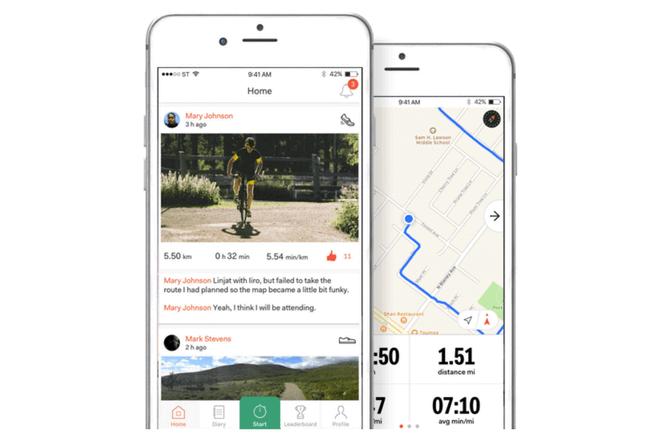 Sports Tracker, entre las aplicaciones para la operación bikini recomendadas
