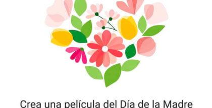 video personalizado del Día de la Madre