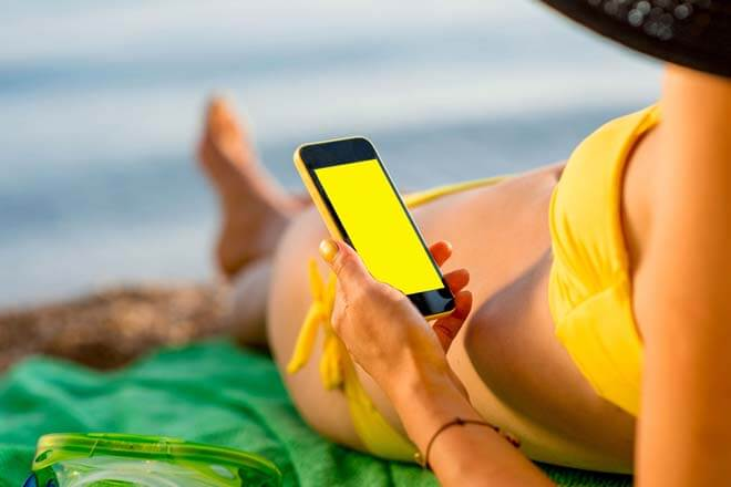 Así puedes proteger tu móvil del calor del verano