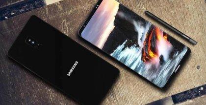 Así sería el Samsung Galaxy Note 8