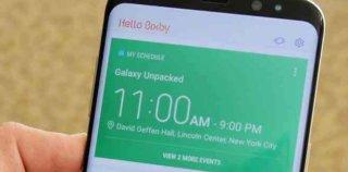 Bixby, el asistente de inteligencia artificial de Samsung, hablaría español antes de que acabe 2018