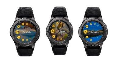 Barrabes Activity para Gear S3