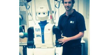 Científico español enseña a robots a reconocerse a si mismos