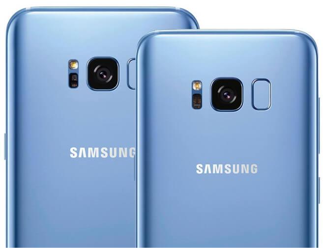 Samsung Galaxy S8 y S8 Plus son móviles accesibles, según la Fundación ONCE