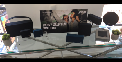 Altavoces Groovy Collection de SPC
