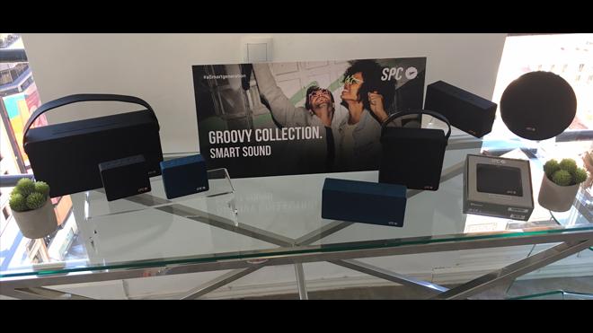 Groovy collection de spc los nuevos altavoces de dise o - Altavoces de diseno ...
