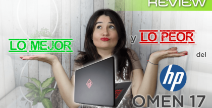 Hp omen 17 review ordenador gaming gama media