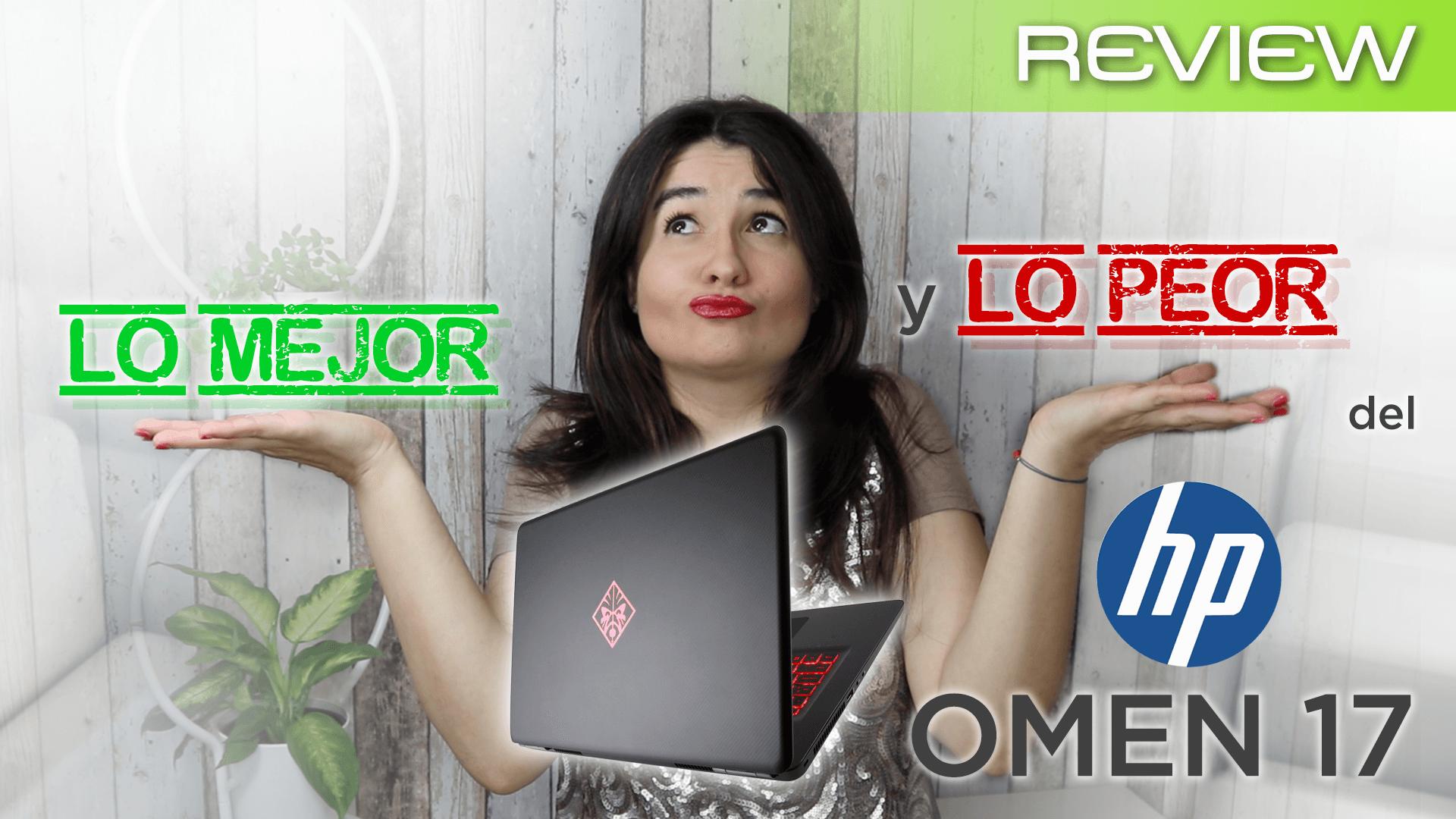 Hp omen 17 review ordenador gaming gama media