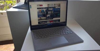 Nuevo Surface Laptop