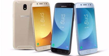 Galaxy J7, J5 y J3 llegan a España: características y precios