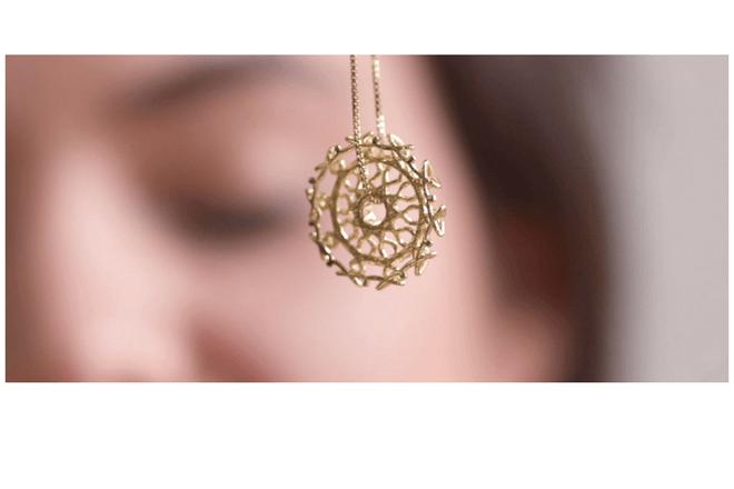 Crea una joya con impresión 3D