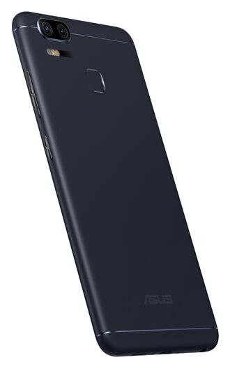 Cámara del ZenFone Zoom S