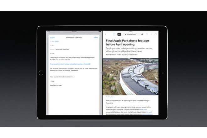Nuevo iPad Pro de 10,5 pulgadas