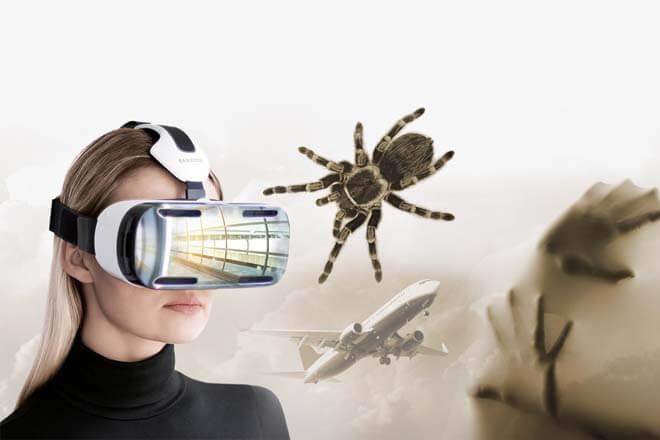 Tratar fobias con realidad virtual
