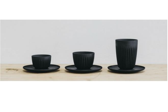 ¡Atención CoffeeLovers! Esta taza ecológica está hecha con residuos de café